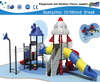 (A-01401) Outdoor Playground ,Outdoor Amusement Park ,educational toy plastic day care center playground