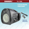 SHIER TK-T99 portable tube sound speaker bluetooth for classroom