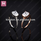 love knot promise rings friendship engagement gold ring design for couples