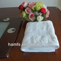 100% cotton standard textile bath towel