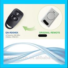 Copia faac 868 mhz la puerta del garaje rodante código de control remoto qn-rd046x