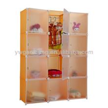 diy storage wardrobe for kids