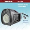 SHIER TK-T99 dj mixer speaker 5.25 inches full range speaker dj