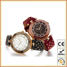 China supplier , 2013 new productions, wholesale, latest fashion dresses watch , lady watch