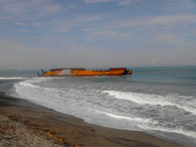 3 Units Barge for Scrap
