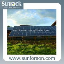 Solar energy brackets product