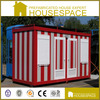 Panelized Sandwich Panel One Living Room Container House
