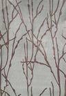tree design curtain fabrics