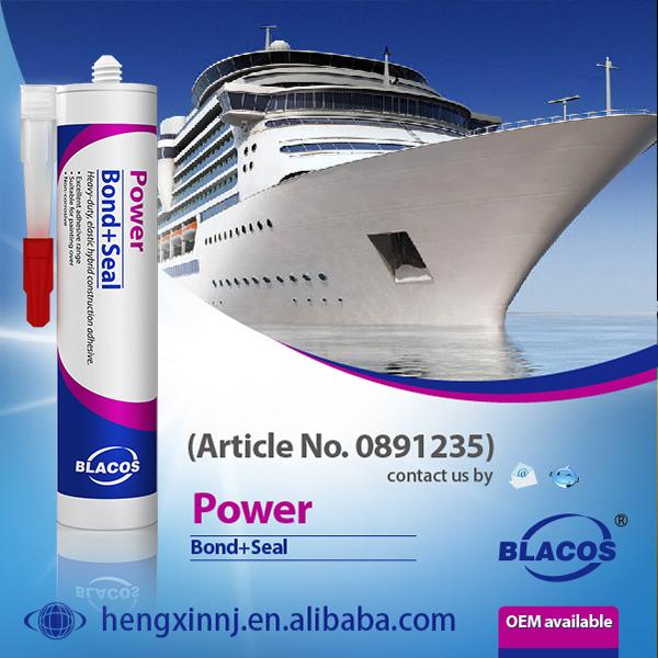Blacos Bond+Seal Power SPUR Polymer Construction Sealant