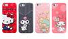 Popular cartoon animal Tpu hello kitty case for iphone 5