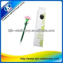 craft flower ball pen premium gifts
