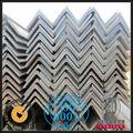 de haute qualité en acier galvanisé angle barres de fer pour les matériaux de construction