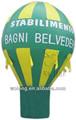 inflatable playground balloon