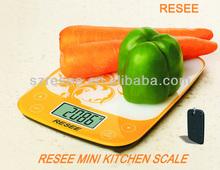 SAGA DIGITAL MAILING POSTAL SCALE 1KG/1000G X 0.1G/0.01OZ KITCHEN SCALE FOOD W/S