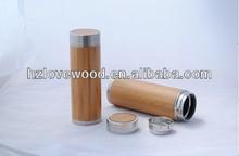 Bamboo Tea Bottles