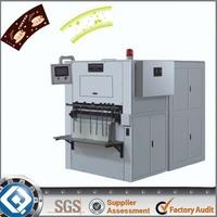 QC-750 Automatic used die cutting machine cnc punching machine price