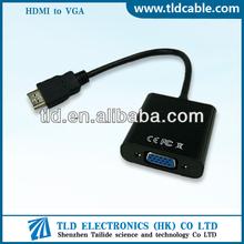 Wholesaler HDMI/VGA Cable Male to Female