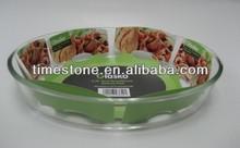 2.5L Round Heat Resistant Glassware