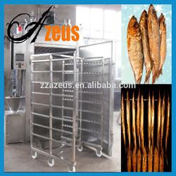 best quality smoked fish machine chicken turkey beef meat smoking machine