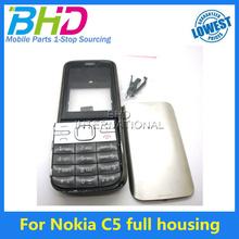 Full Housing Cover Case for Nokia C5 housing