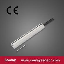 LVDT linear measuring sensor/transducer/scale/transmitter
