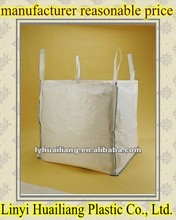 pp jumbo bags 1000kg-3000kg for saw dust logs and coal firewood factory price