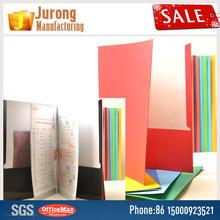 Jurong Manufacturing Designs Handmade Folders,Hard Cover File Folder
