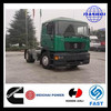 Hot selling super power excellent matching safe and dependable tractor truck by Chinese tractor trader