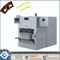 Automatic paper cup punching machine number and letter punch machine