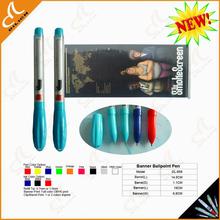 New design flyer pen banner pen