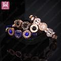 bracciale di cristallo da sposa gioielli made in china