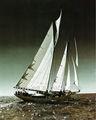 2014 náuticos veleiro pintura em tela