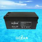 2014 hot Ocean professional 12V 200AH lead acid batterie agm deep cycle battery for Solar inverter UPS high quality