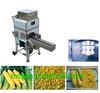 best performance automatic electric sweet corn sheller/corn sheller machine