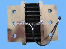 high current shunt resistor for electric cars