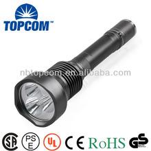 aluminum case cree led electric shock torch light TP-1811