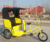 Electric rickshaw/bike taxis/bicycle rickshaw