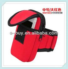 hot selling mobile phone sport armband case jogging case