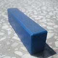 plat carré en plastique tiges uhmwpe