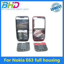 Cell phone parts cover for Nokia E63 full Housing