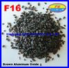 brown fused alumina / brown aluminum oxide / brown corundum for abrasive media & refractory raw materials