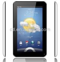 Original 7 inch Android Tablet PC Allwinner A20 Dual Core 1GB RAM 8GB HD Screen Bluetooth HDMI OTG