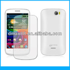 Mobile touch screen protectors for Micromax A65 oem/odm(Anti-Glare)