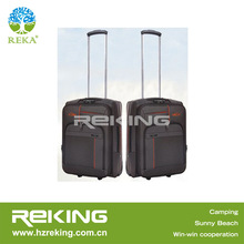 2013 professional newest EVA Eminent aluminum trolley luggage