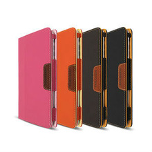 SOLOZEN tablet pc mini SLIM Diary tablet pc leather cover case