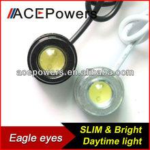 6 Colors led car ring light/ white eagle eyes led car headlight/Red colored angel eyes