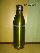 sleek atlasware hot and cold vaccum water bottle