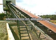 Good quality belt conveyors for bulk handling