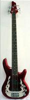 Solidwood Electric Bass/ Cheap Bass Guitar
