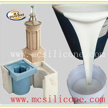 Cement/concrete Ornaments Mould Making Silicone, RTV2 Silicone Rubber for Making Molds, Liquid silicone rubber for concrete mold